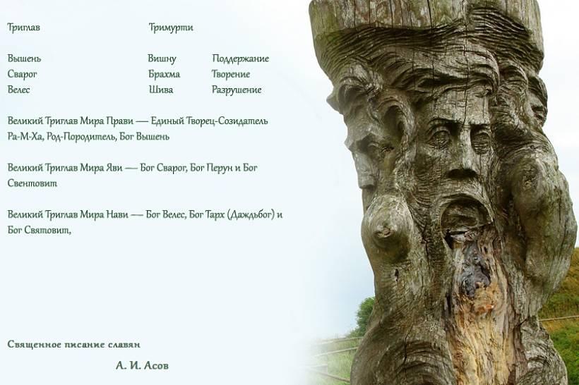 Cвященное-Писание-Славян-Триглав-Веды-Асов